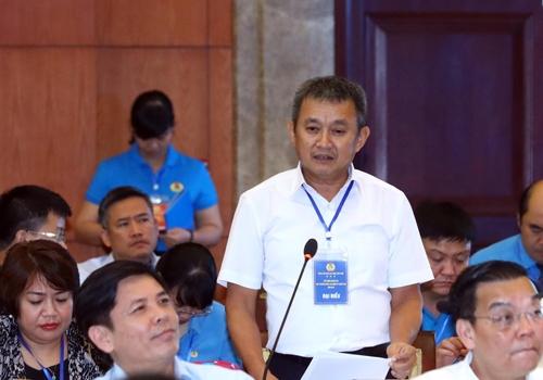 Tổng giám đốc Dương Trí Thành
