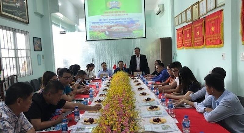 Doanh nhân Trung Quốc 'chia tay' gạo Thái, tìm mua gạo Việt - ảnh 1