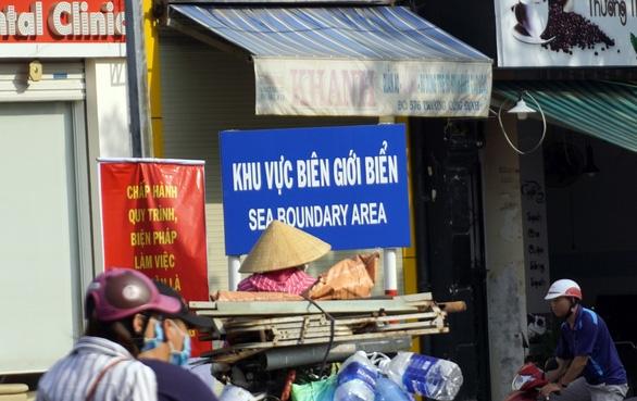 """Vì sao 28 tỉnh, thành giáp biển của VN có biển báo """"Khu vực biên giới biển? - Ảnh 1."""