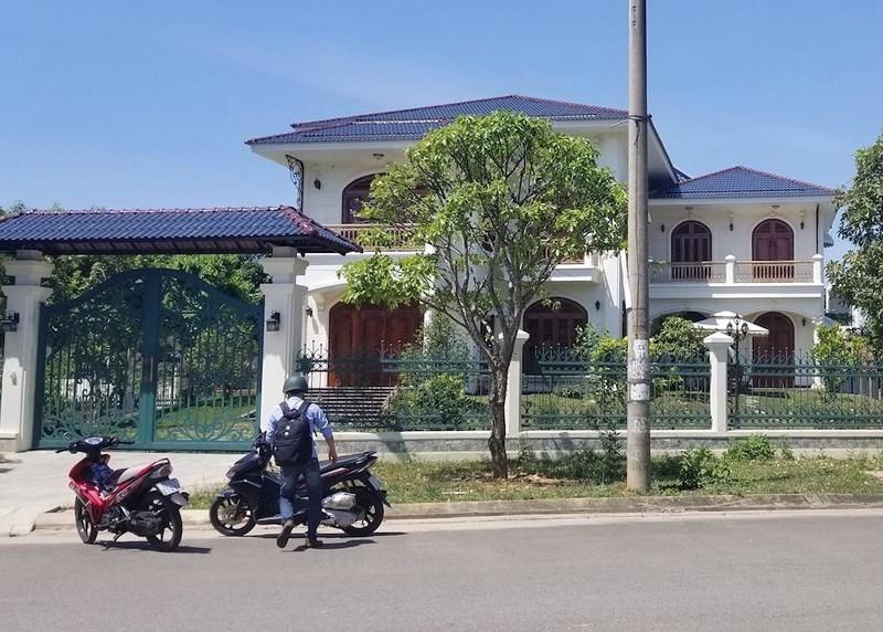 Lập đoàn Thanh tra vụ 'đất vàng' của vợ cựu Bí thư Quảng Nam - ảnh 1