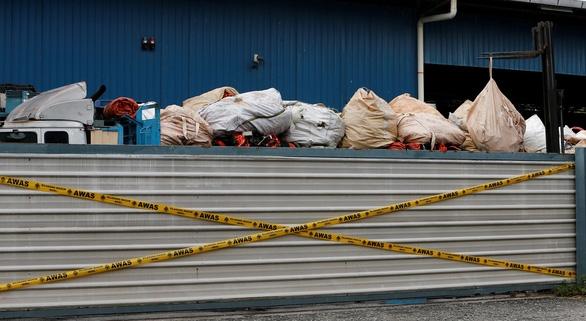 Đến lượt Malaysia trả lại rác nhựa cho các nước lớn - Ảnh 2.