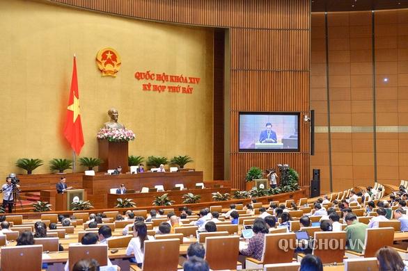 Quốc hội thảo luận về bất cập đất đai ở các thành phố - Ảnh 1.