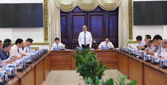 TP.HCM xây dựng kho dữ liệu dùng chung tại Công viên phần mềm Quang Trung - Ảnh 1.