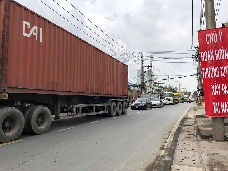Ám ảnh tai nạn khi đi trên đường Nguyễn Duy Trinh - ảnh 2