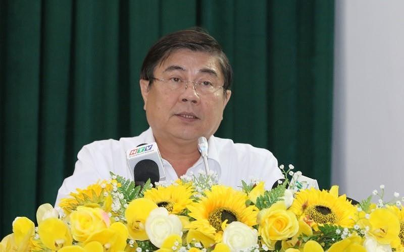 Chủ tịch TP.HCM: 'Không nhân nhượng với những cán bộ tha hóa' - ảnh 2
