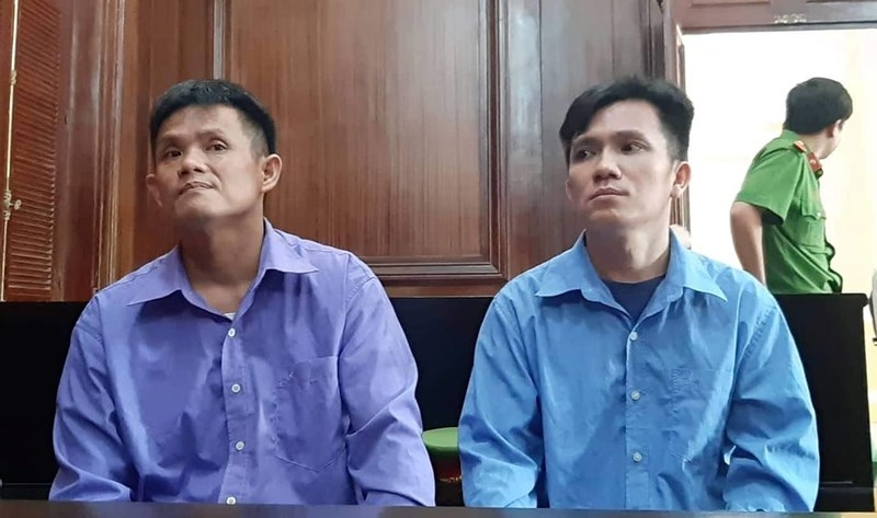 Hai anh em cùng cha khác mẹ vào tù để 5 con trẻ bơ vơ  - ảnh 1