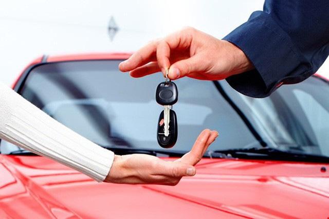 Từ ngày 12/2, bán xe, tặng xe không phải thông báo với công an. Ảnh minh họa