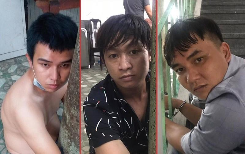 Phá nhóm cướp giật chuyên gây án ở vùng ven TP.HCM - ảnh 2