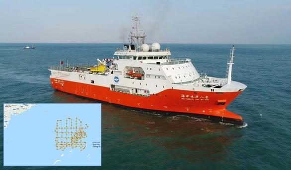 Yêu cầu Trung Quốc rút toàn bộ tàu ra khỏi vùng biển hoàn toàn của Việt Nam - Ảnh 1.