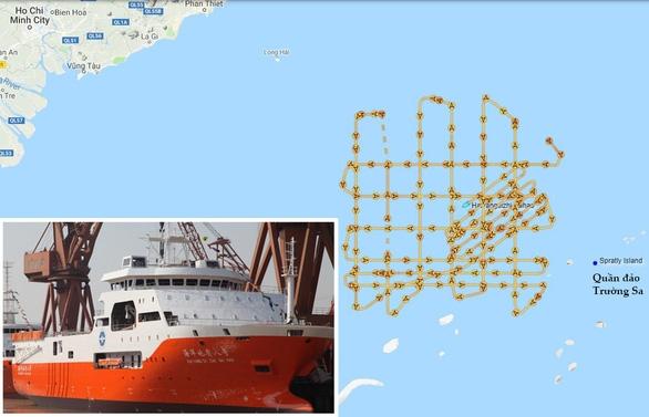 Yêu cầu Trung Quốc rút toàn bộ tàu ra khỏi vùng biển hoàn toàn của Việt Nam - Ảnh 2.