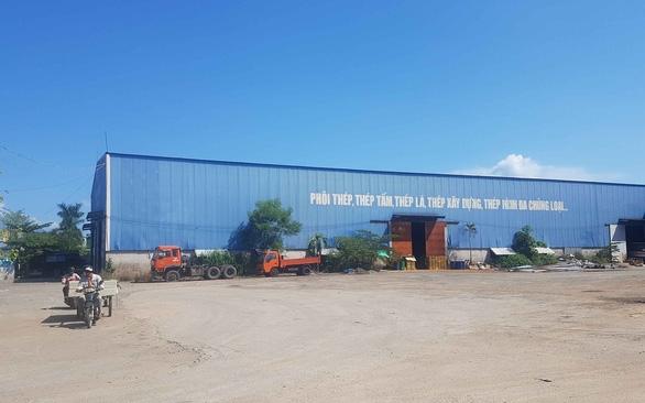 Đem đất khu công nghiệp cho thuê trái phép - Ảnh 1.