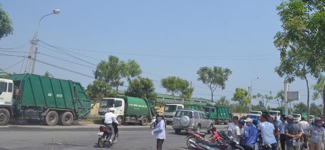 Đà Nẵng yêu cầu công an phối hợp giải quyết điểm nóng môi trường - Ảnh 1.