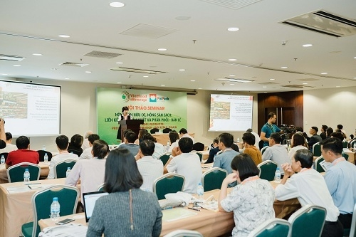 Hội thảo với nhiều thông tin hữu ích, cập nhật xu thế.