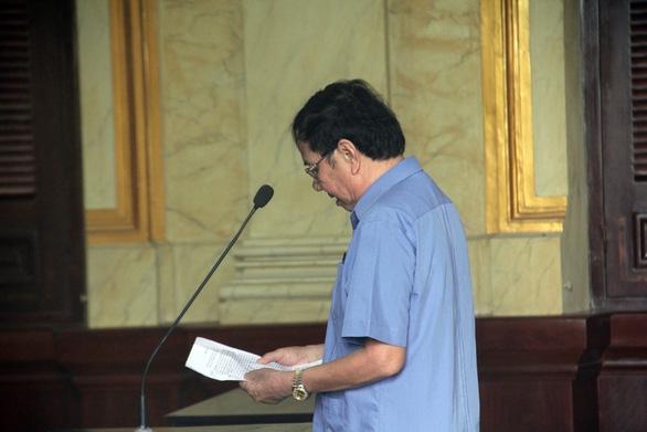 Khắc phục 20 tỉ đồng, cựu sếp Tập đoàn Cao su Việt Nam được đề nghị án treo - Ảnh 1.