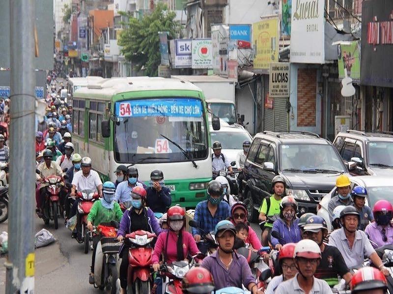 Sở GTVT nói về các vấn đề nóng của giao thông TP.HCM  - ảnh 1