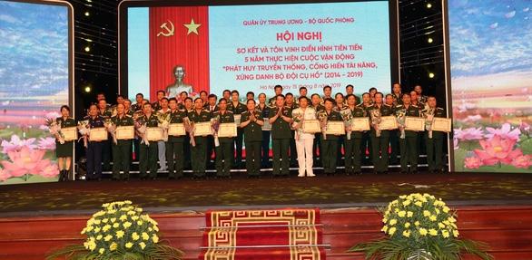 Hình ảnh 'Bộ đội Cụ Hồ' là biểu tượng cao đẹp, độc đáo riêng của quân đội Việt Nam. - Ảnh 1.