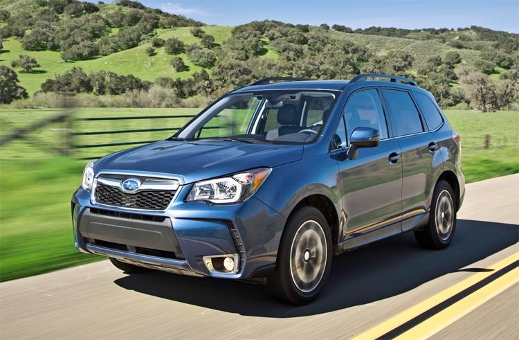 Subaru vượt qua các thương hiệu đồng hương như Toyota và Honda để giữ vị trí số 1 trong danh sách.