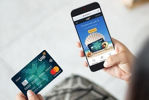 VIB kết hợp Mastercard tăng cường bảo mật thẻ và thông tin chủ thẻ, cùng nhiều ưu đãi khuyến khích chi tiêu.