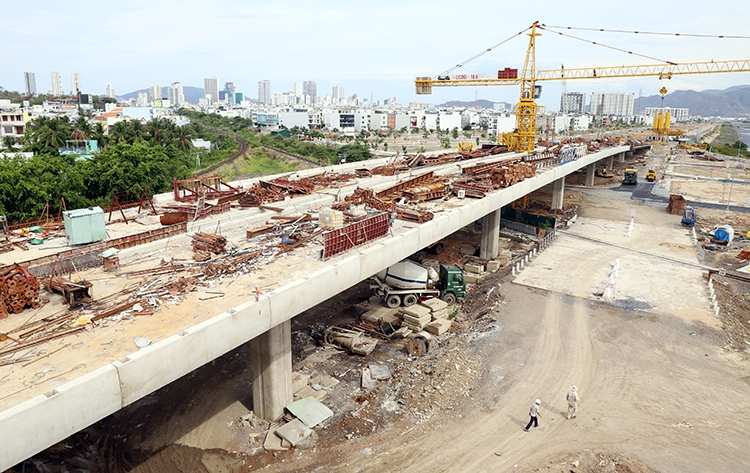 Dự án nút giao thông hơn 1.200 tỷ đồng ở Nha Trang