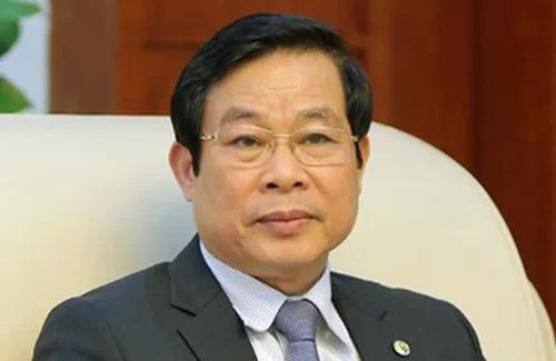Cựu Bộ trưởng Thông tin Truyền thông Nguyễn Bắc Son. Ảnh. MIC