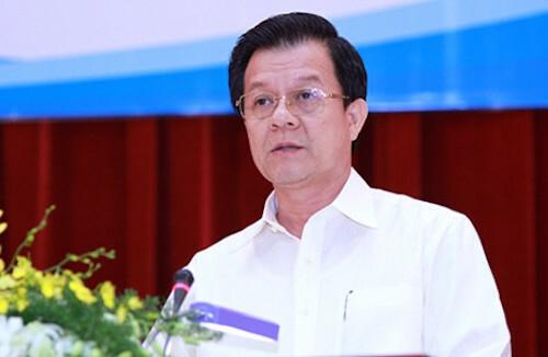 Phó chánh án Toà tối cao Lê Hồng Quang. Ảnh: DDK