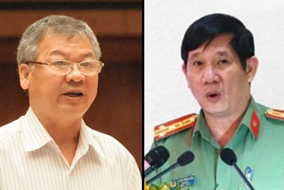 Dấu chấm hết với hai ông Huỳnh Tiến Mạnh, Hồ Văn Năm - Ảnh 1.