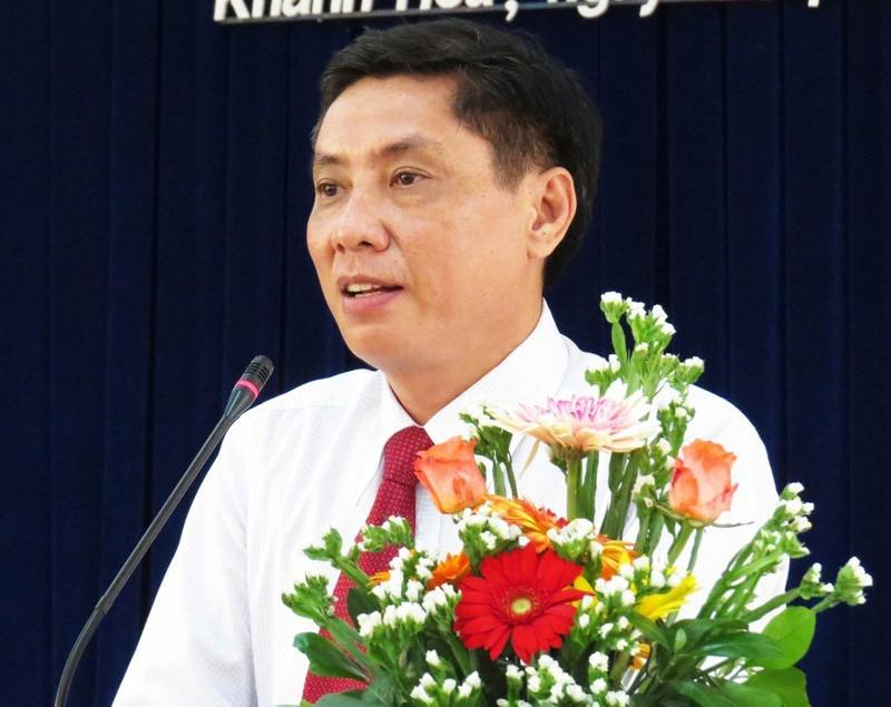 Chủ tịch tỉnh Khánh Hòa tự nhận mức kỷ luật cảnh cáo - ảnh 1