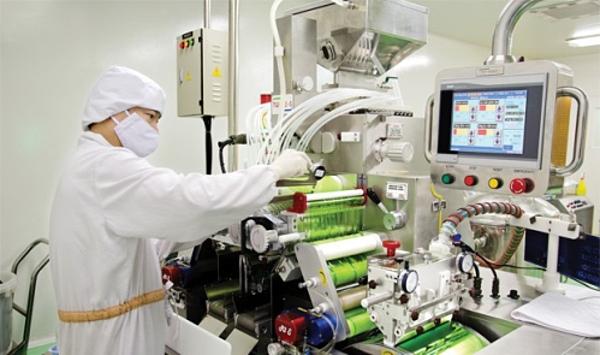 36% thuốc dùng ở Việt Nam được sản xuất nội địa. Ảnh: Tâm Anh.