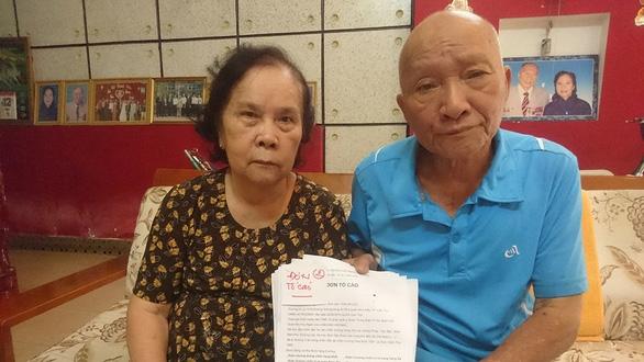 Suýt mất nhà vì bị giả chữ ký - Ảnh 1.