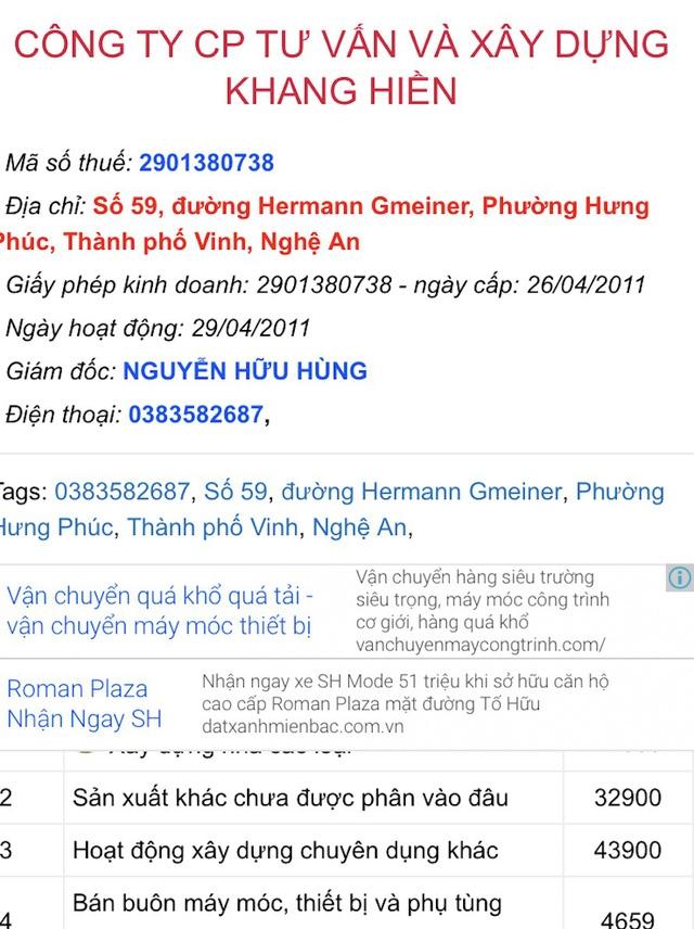 """Ai """"bảo kê"""" cho Cty Khang Hiền sai phạm ở dự án chống hạn 80 tỉ?"""