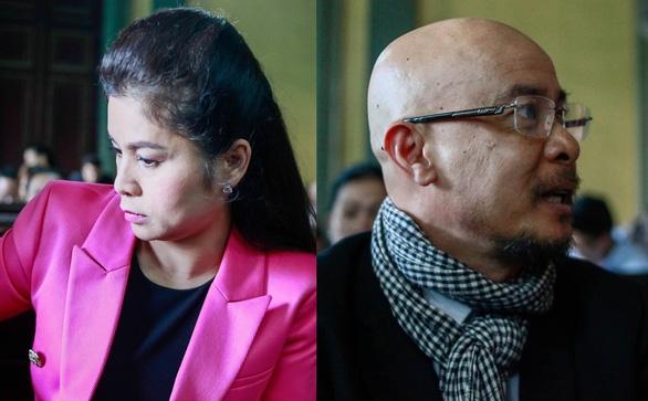 Phúc thẩm vụ ly hôn của vợ chồng ông Đặng Lê Nguyên Vũ - Ảnh 1.