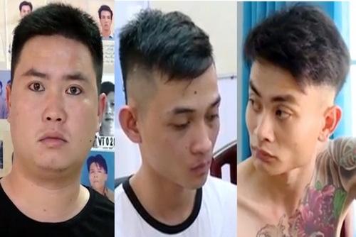 Ba nghi can trong nhóm nổ súng trên đường Lê Hồng Phong. Trường Hà.