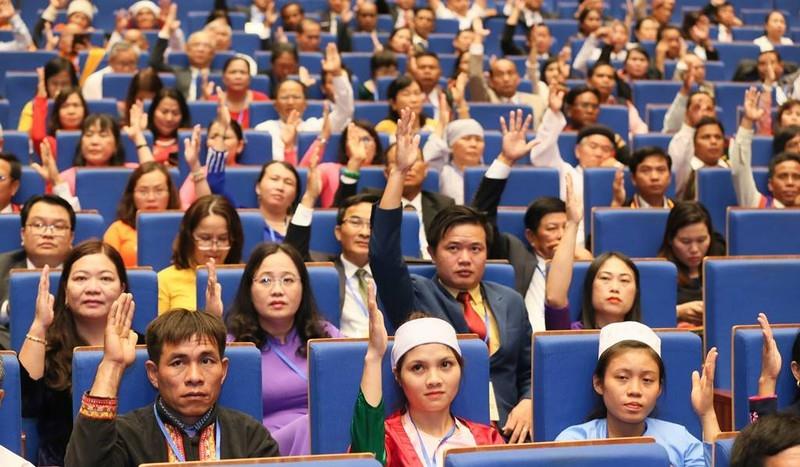 Người ngoài Đảng chiếm 50% UB Trung ương MTTQ Việt Nam - ảnh 1