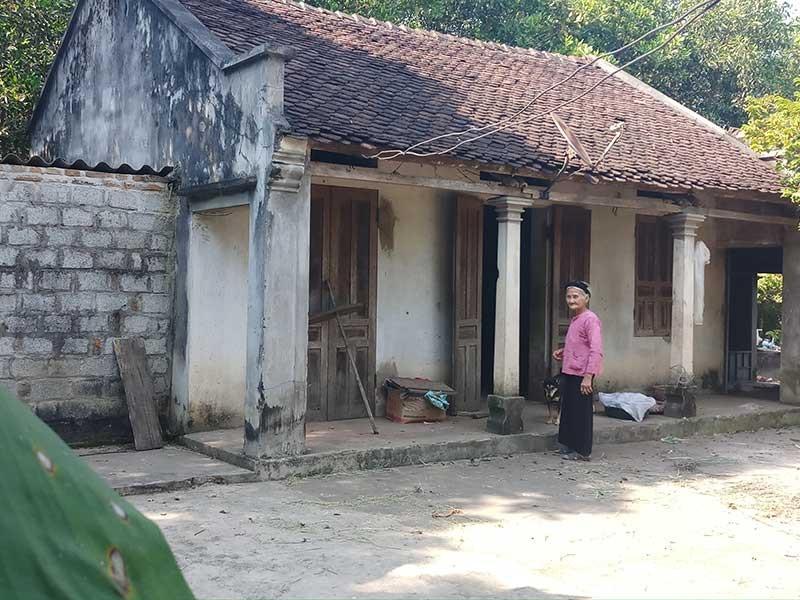 Gặp cụ bà 84 tuổi quyết xin ra khỏi diện hộ nghèo - ảnh 2