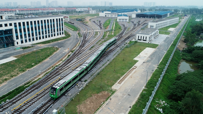 Tại sao chưa hoàn thiện đánh giá an toàn đường sắt Cát Linh - Hà Đông