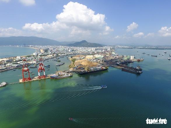 Không nhấn chìm 300.000m3 vật chất nạo vét cảng Quy Nhơn xuống biển - Ảnh 1.