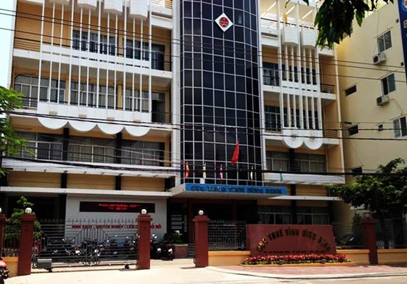 Giáng chức cục trưởng Cục Thuế tỉnh Bình Định - ảnh 1