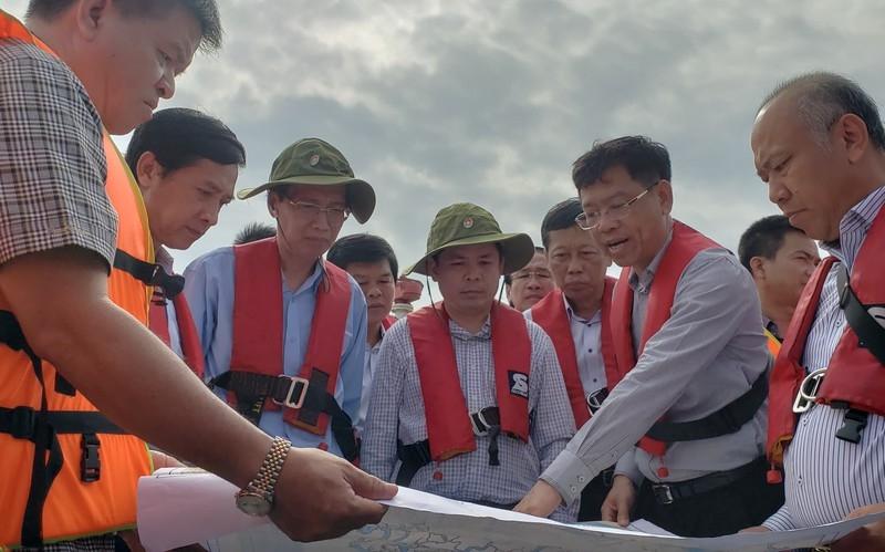 Thủ Tướng có công điện khẩn vụ chìm tàu 8.000 tấn ở Cần Giờ - ảnh 1