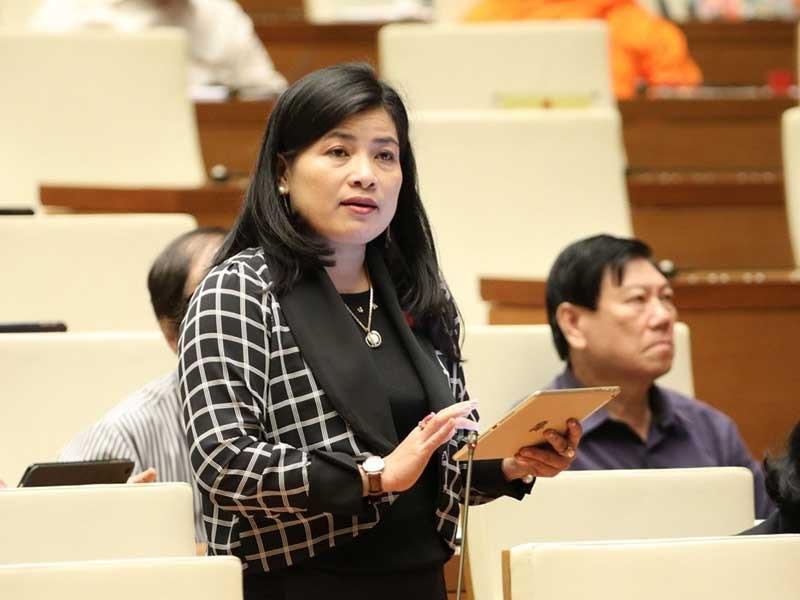 Quốc hội tranh luận chuyện bố trí người tài - ảnh 1