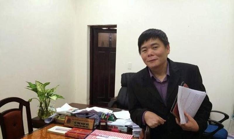 VKSND Tối cao thụ lý khiếu nại của vợ chồng LS Trần Vũ Hải - ảnh 1