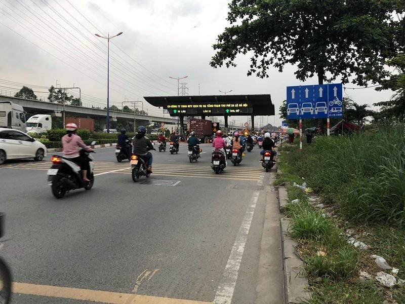 Chùm ảnh: 10 năm khổ vì dự án mở rộng Xa lộ Hà Nội - ảnh 5