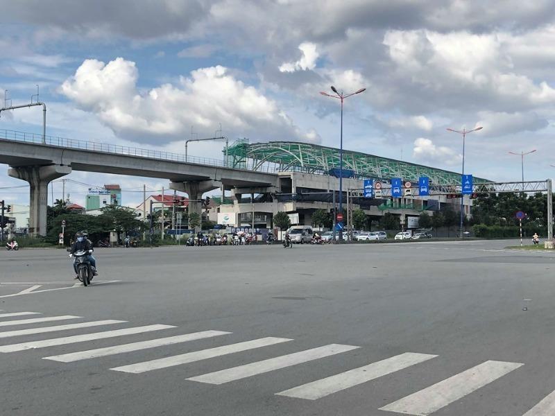 Chùm ảnh: 10 năm khổ vì dự án mở rộng Xa lộ Hà Nội - ảnh 6