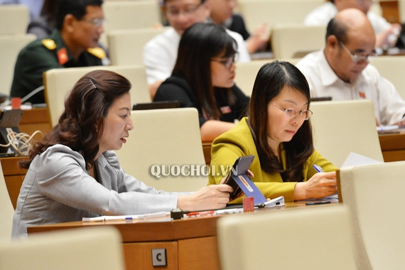 Tuần này Quốc hội dành 3 ngày thảo luận kinh tế - xã hội - Ảnh 1.