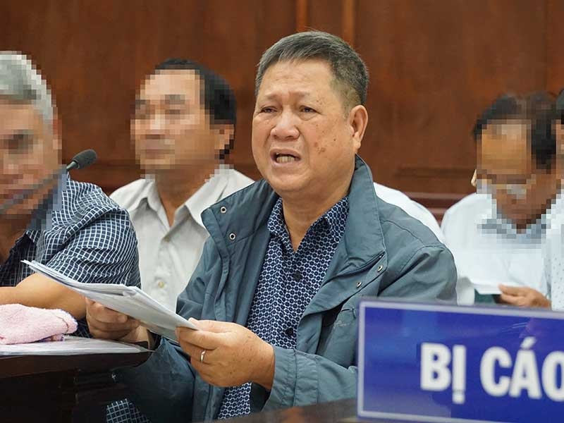 Bất ngờ tại phiên xử vụ án đường Hồ Chí Minh - ảnh 1