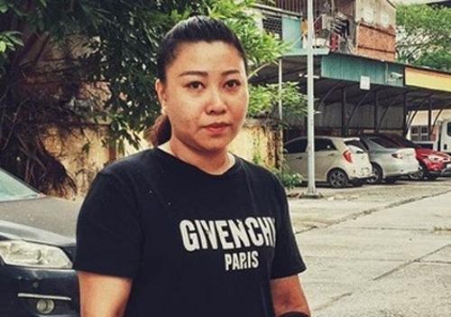 Bà Lê Thị Hiền. Ảnh: Người Lao Động
