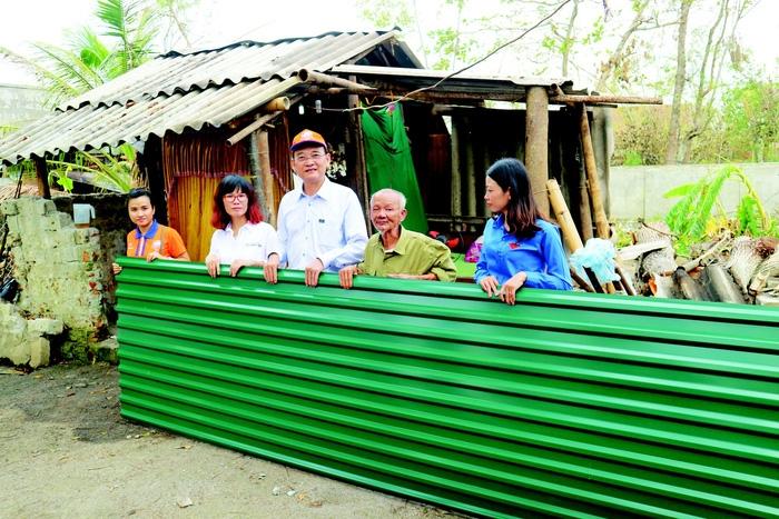 Hành trình 20 năm Tôn Đông Á chia sẻ thành công với xã hội - Ảnh 1.