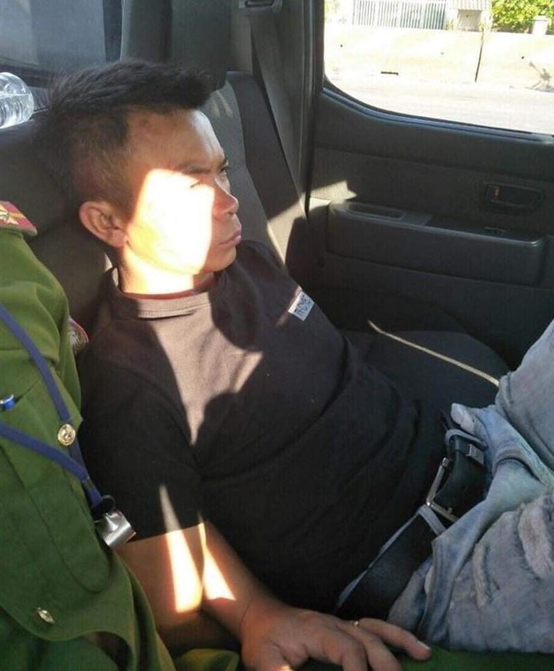 Công an Bình Phước truy đuổi kẻ trộm ô tô tải hơn 20km - ảnh 2
