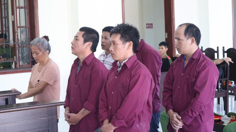 Nhóm lừa đảo kiểu đa cấp tại Bình Phước lãnh 50 năm tù - ảnh 1