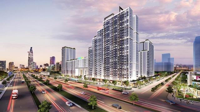 New City Thủ Thiêm - tự tin 'xây xong mới mở bán' - Ảnh 1.