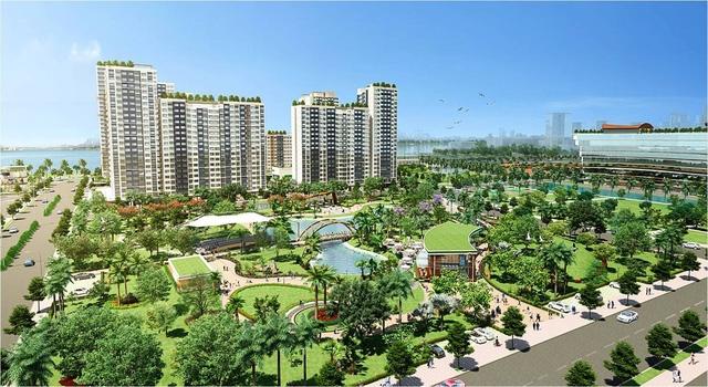New City Thủ Thiêm - tự tin 'xây xong mới mở bán' - Ảnh 2.